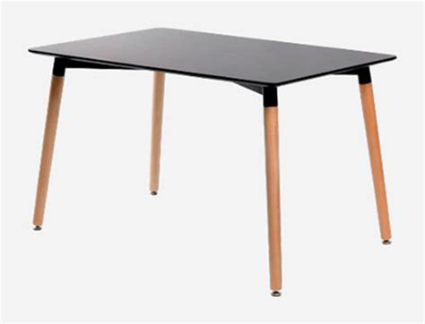 Modern Style Dining Tables Ciara Modern Design Wooden Dining Table Mister Fox Homewares