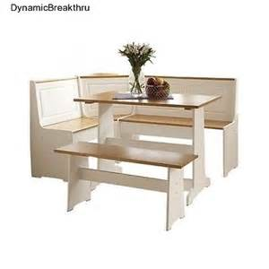 Corner Booth Dining Table Set White Breakfast Nook Corner Dining Table Dinette Set Kitchen Corner Booth Bench Home Decor And