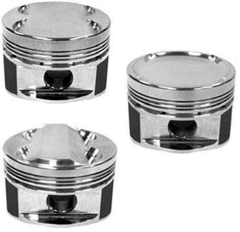 Piston Kx 85 Satu Ring manley 85 5mm bore 5mm size 8 5 9 0 cr dish piston set with rings evo 8 9 do luck