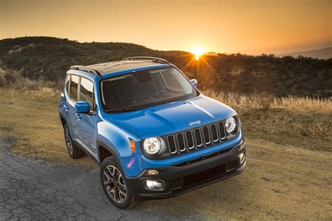Jeep Renegarde 2015 Jeep Renegade Reviews And Rating Motor Trend