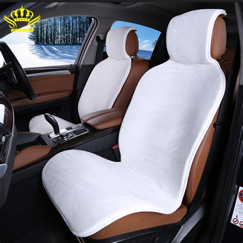 garfield auto seat covers high quality faux fur front car seat covers for car seats