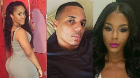 move over mena rich dollaz jhonni blaze are smashing now moniece slaughter jhonni blaze twitter beef over rich dollaz
