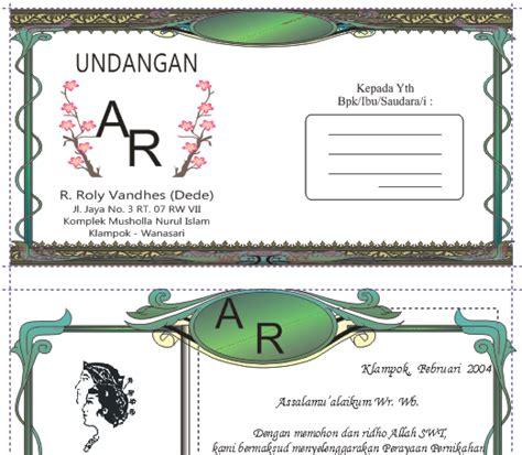 template undangan coreldraw gratis download undangan gratis desain undangan pernikahan