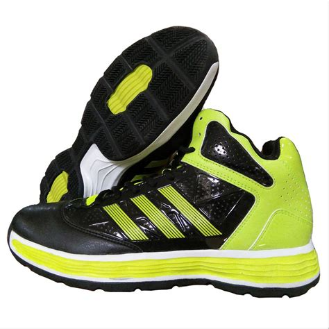 green basketball shoes adidas tyrant basketball shoes green and black buy