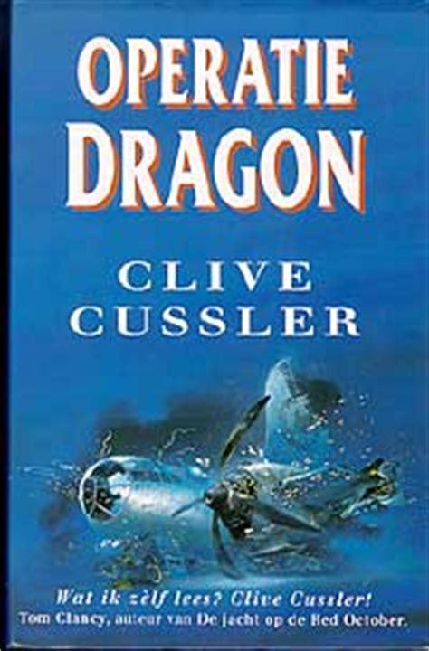 dragon dirk pitt clive cussler op de boekenplank