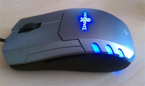 Mouse Gaming Nexus razer spectre starcraft ii gaming mouse review gaming nexus