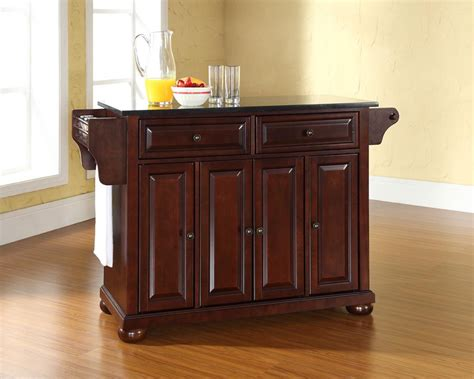 crosley alexandria kitchen island by oj commerce kf30001awh 389 00