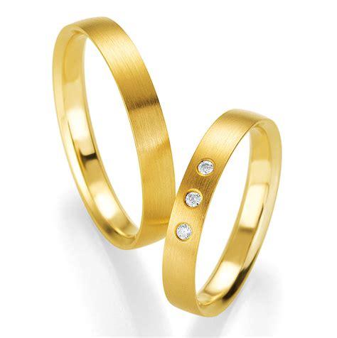 Eheringe 585 Gelbgold by Eheringe Trauringe Breuning 585 Gelbgold 48 04416