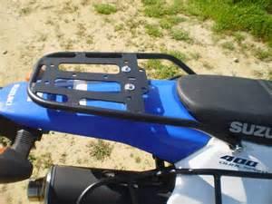 drz400s sm rear luggage rack drz klx 400s klx400s ebay