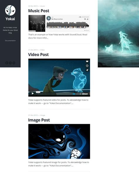 blog themes for ghost 15 premium ghost blog themes for blogging