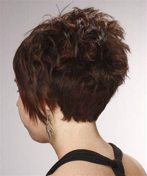 side view of blended wedge haircut de 321 b 228 sta hair bilderna p 229 pinterest frisyr kort h 229 r