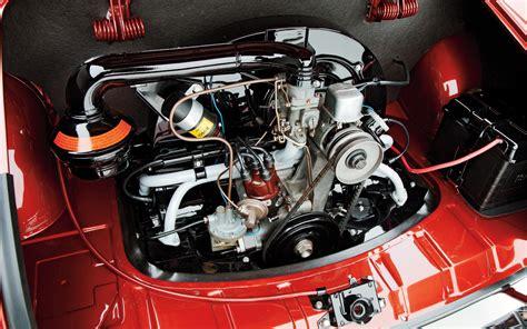 1958 volkswagen karmann ghia engine photo 5