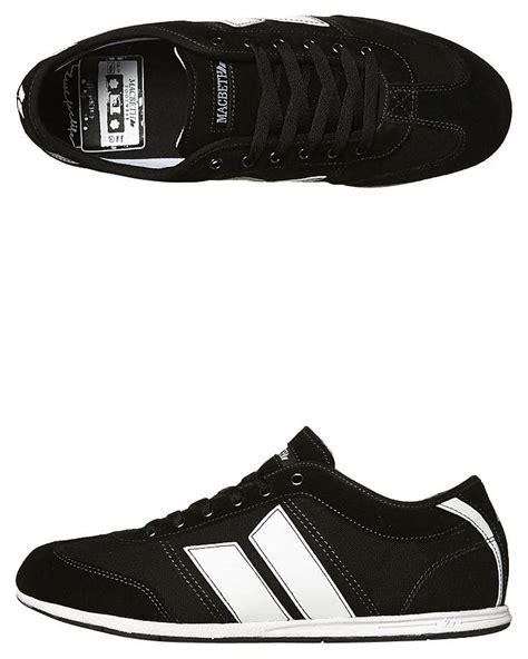 Machbeat Shoes For macbeth brighton shoe black white surfstitch