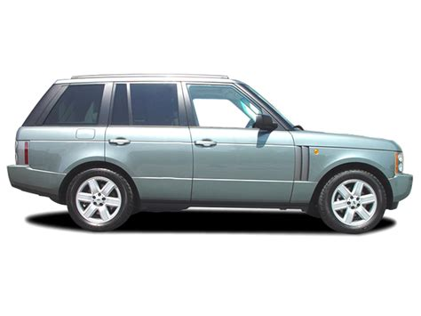 2003 land rover range rover reviews and rating motor trend