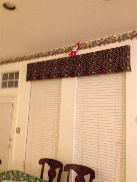 Curtain Shelf by On The Shelf Or Curtain Rod S Stuff