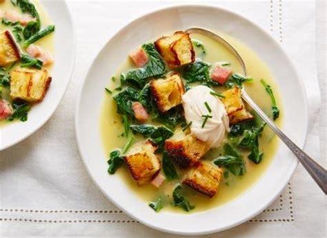 soupe aux feuilles de radis de joe beef recette plaisirs