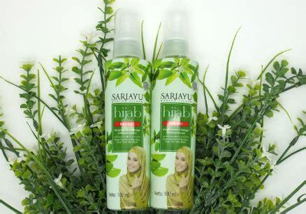 Parfum Sariayu refresh your hair with sariayu hair mist moeslema