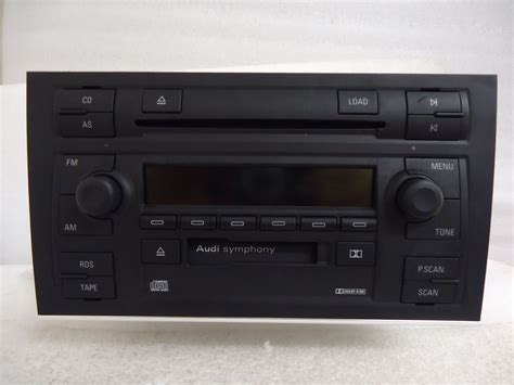 Audi Symphony 2 by How To Replace Faceplate On Audi Symphony Ii Radio