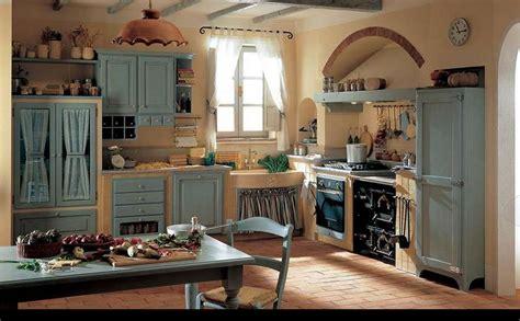 cucina country verde arredare la cucina in stile country chic foto design mag