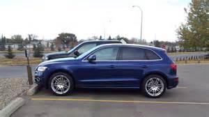 Scuba Blue Audi A3 Audi Q7 Scuba Blue
