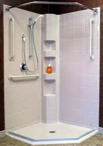 veneto services llc barrier free shower units