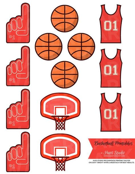 free printable basketball birthday decorations need these basketball label printables for the party