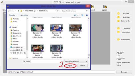 format file dvd movie linggafiles burn file video ke format dvd
