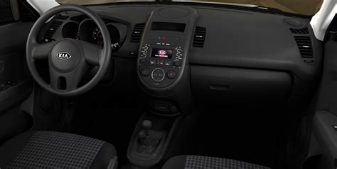 the interior of the 2012 kia soul 169 2012 kia assignment