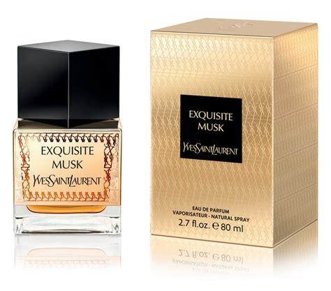 Parfum Gardiaflow Musk Q exquisite musk yves laurent perfume a new