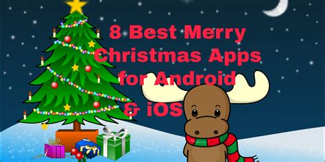 merry christmas apps  android iphone  apps  android  ios