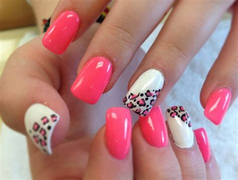 valentines acrylic nail designs 40 valentines day nails designs for 2018