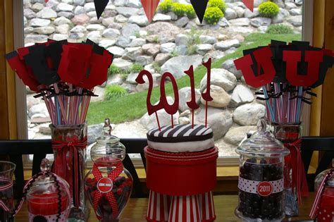 party themes high school graduation desserts and party treats crumbs june 2014