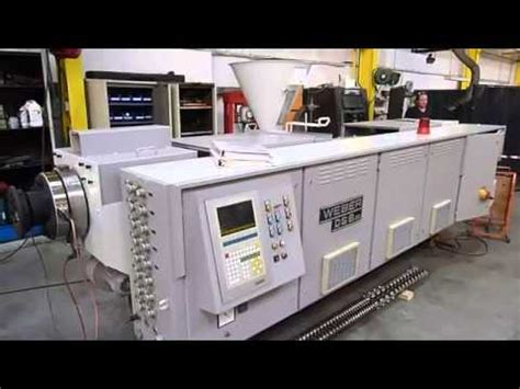 Vis Bois 3932 by Extrudeuse Bivis Weber Ds8 22 Machines D Occasion Exapro