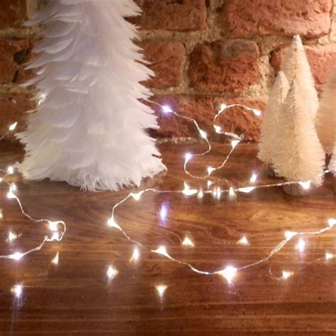 lights table decorations by bunting barrow