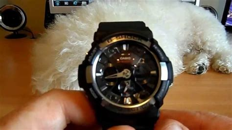 Casio G Shock Ga 200 Blw casio g shock ga 200 1aer mens sports review