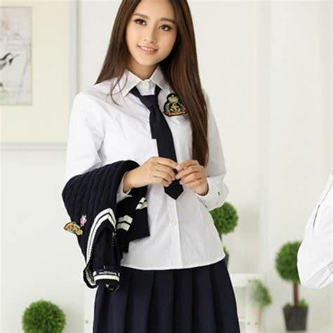 imagenes escolares para niñas de la escuela secundaria las ni 241 as falda 2014 uniforme