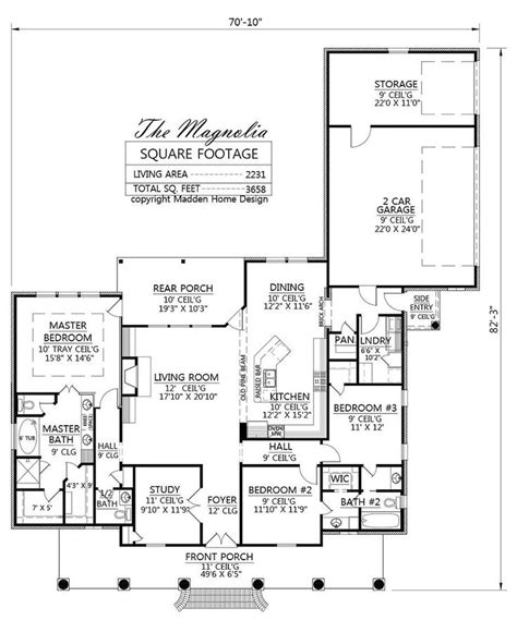 madden home design pictures madden home design the magnolia house plans pinterest