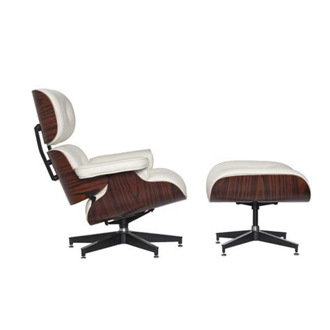 new lounge chair ottoman classic eames reproduction ebay
