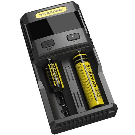 Nitecore Charger For Vaporizer nitecore sc2 charger check battery chargers on vape drive