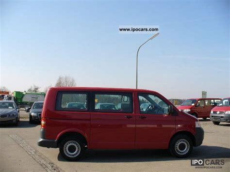 volkswagen kombi 2008 2008 volkswagen transporter t5 kombi klimafh funkzv