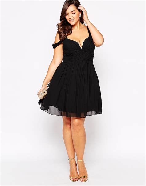 14 Top Dresses For Plus Sized by Black Dress Plus Size 14