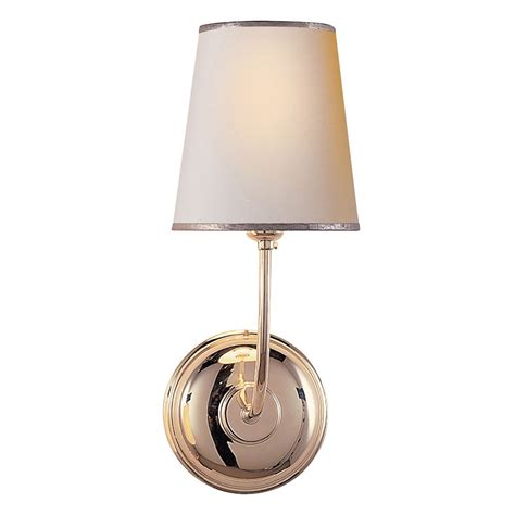 Visual Comfort Catalog by Visual Comfort Obrien Vendome 1 Light Wall Light In