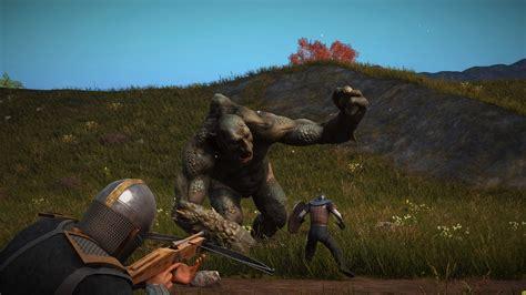 viking themed games viking survival rpg valnir rok to make a debut at gamescom