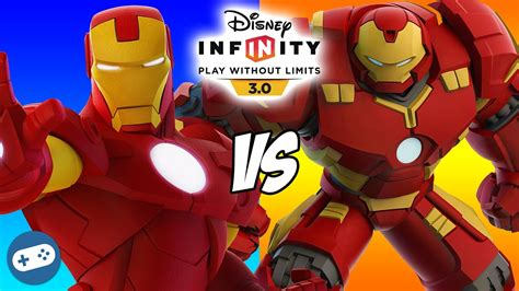 iron man hulkbuster marvel battlegrounds disney