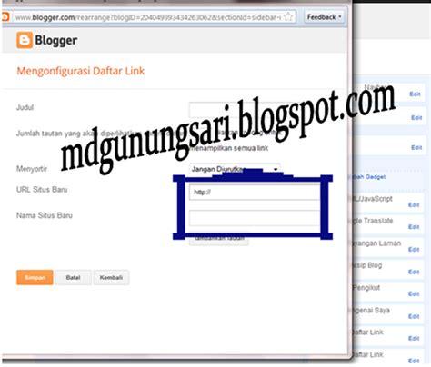 cara membuat nama blog bergerak di tab menu pestisida cara termudah membuat bar menu di blog