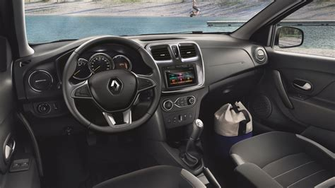 renault sandero interior 2018 renault sandero beautiful 2018 throughout 2018