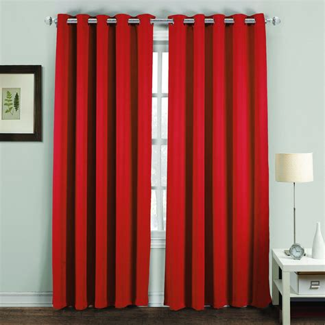 blackout curtains pair thermal blackout curtains pair ring top eyelet ready made