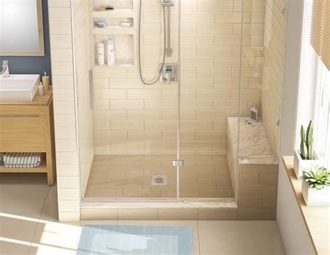 tile ready shower bench attractive tile ready shower pan with seat baseu0027n