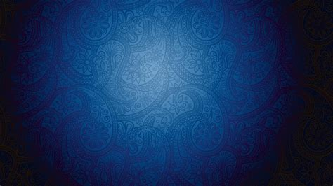 pattern video background blue paisley in the dark background pattern 4234877