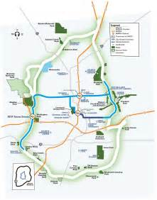 Atlanta Beltline Map by Get Up To Speed On The Transportation Referendum